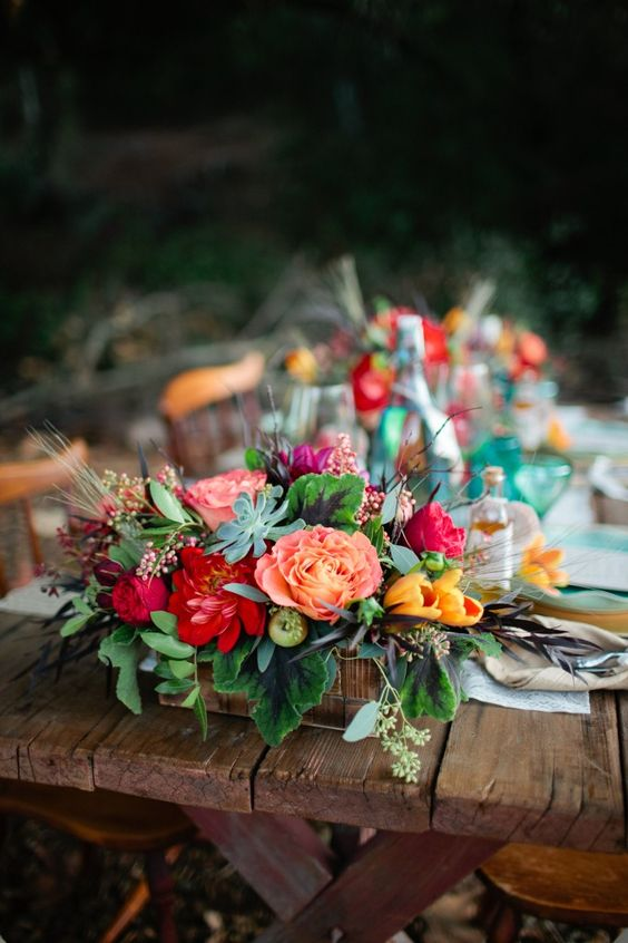 boda inspiracion tropical 13