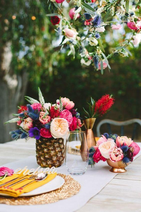 boda inspiracion tropical 7