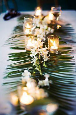 boda inspiracion tropical 8+