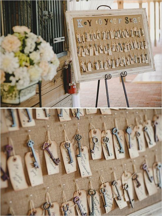 Diez Ideas De Seating Plan Para Tu Boda